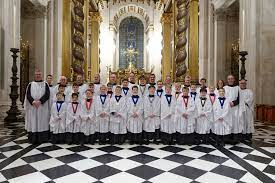 The miserable dereliction of St Paul's Cathedral choir