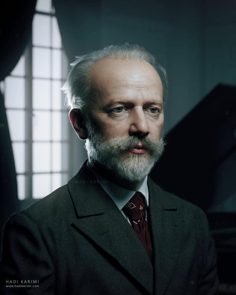Does this change your view of Tchaikovsky
