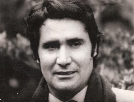 Death of a Joan Sutherland tenor, 82