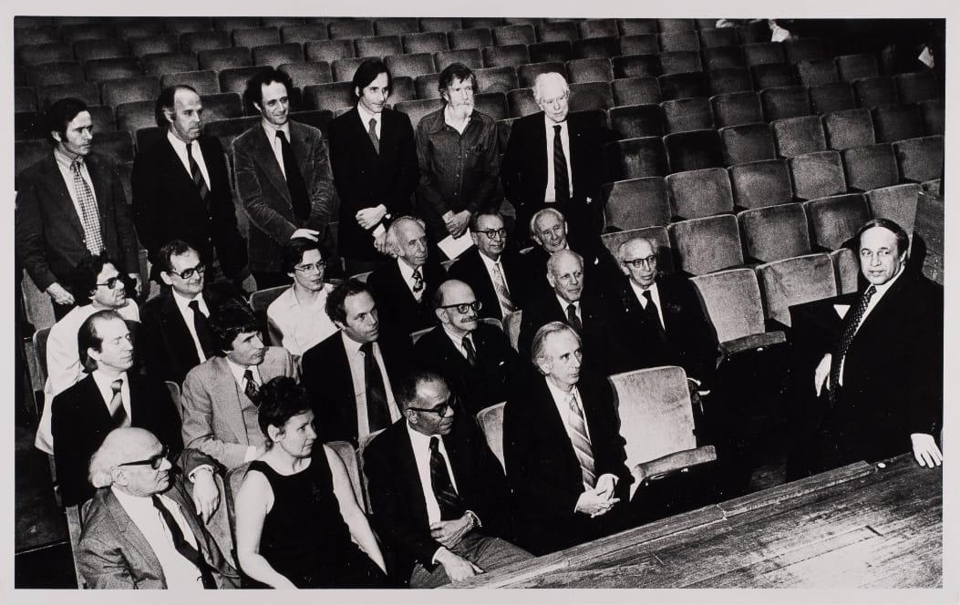 23 US composers at Pierre Boulez's last concert