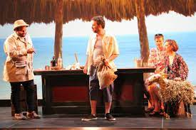 Ruth Leon recommends – Candide on the beach