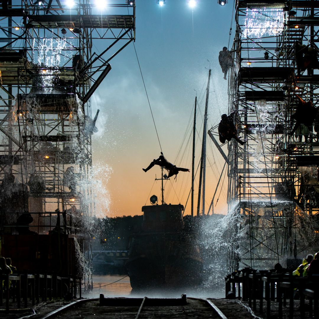 Opera of the Week is muscular, blue-collar Wagner – The Flying Dutchman