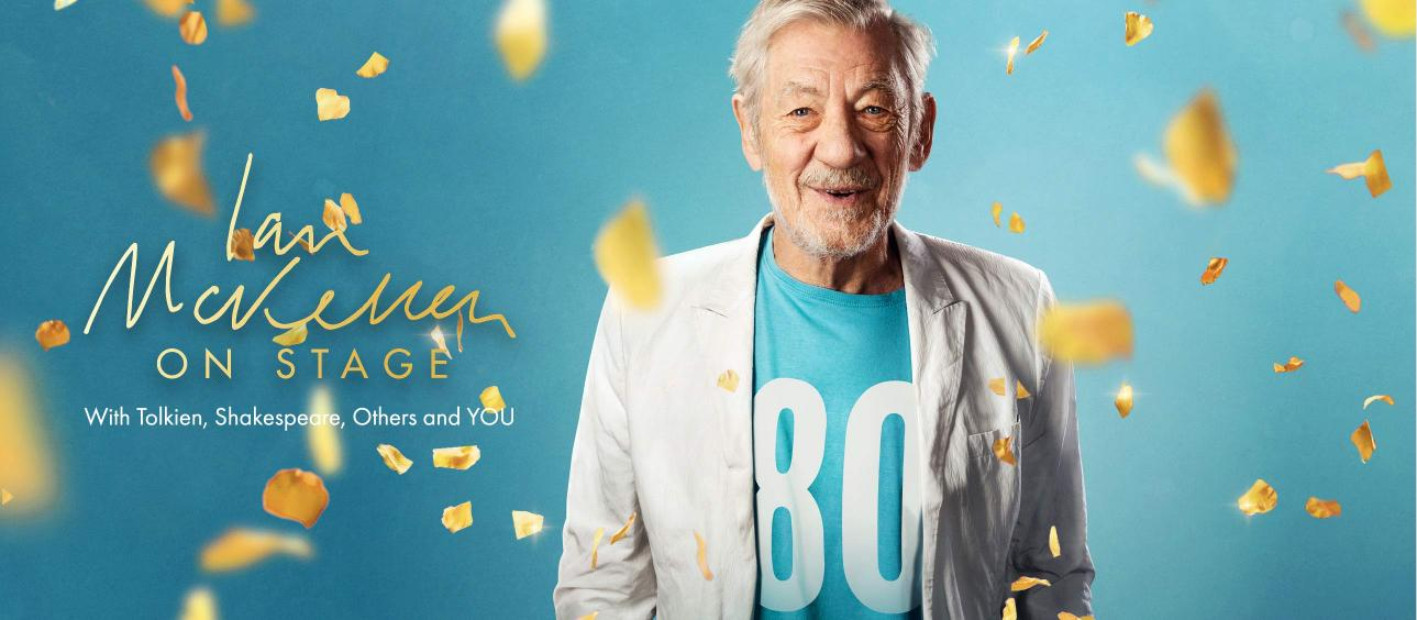 Ruth Leon recommends… Ian McKellen's 80th giveaway