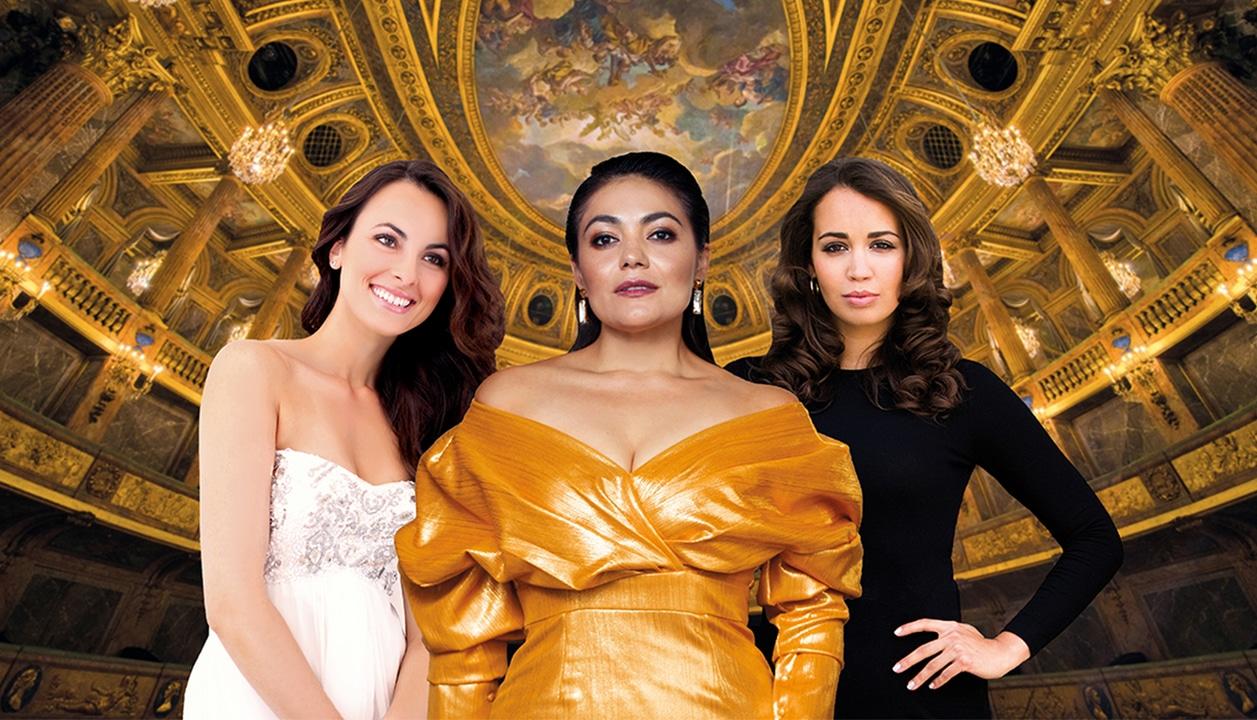 Ruth Leon recommends …Three Divas – Metropolitan Opera