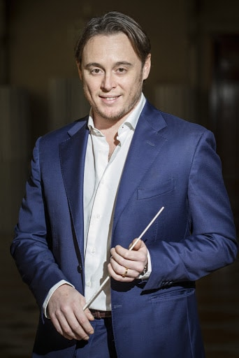 Rome names music director