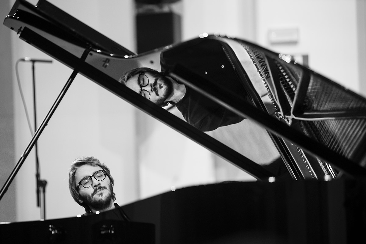 Slovenian pianist cleans up in Sydney