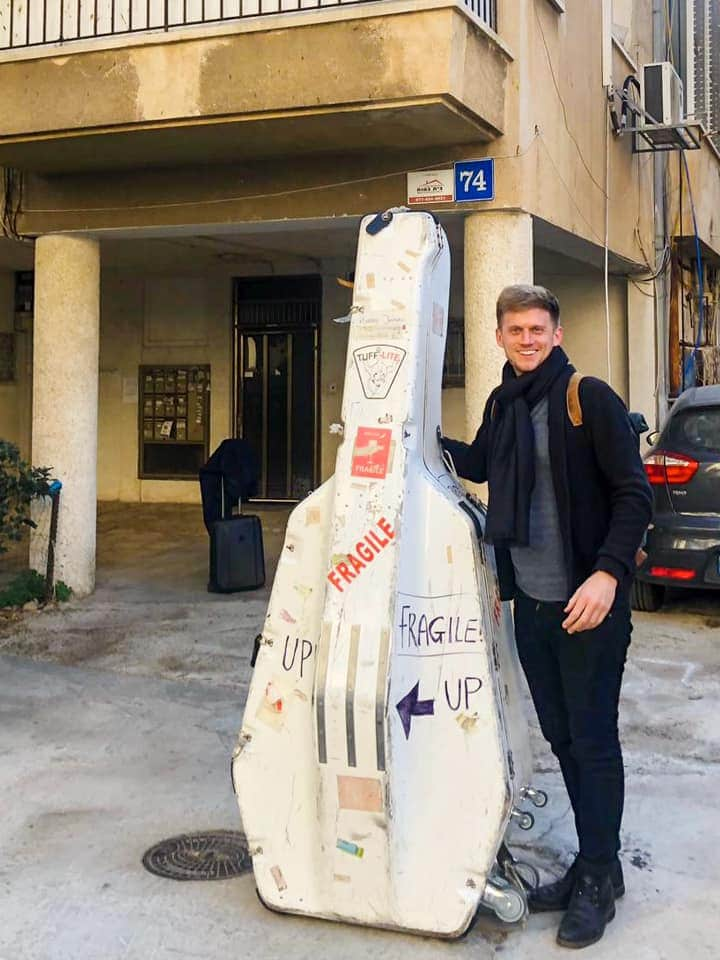 Israel Phil has a new #1 bass
