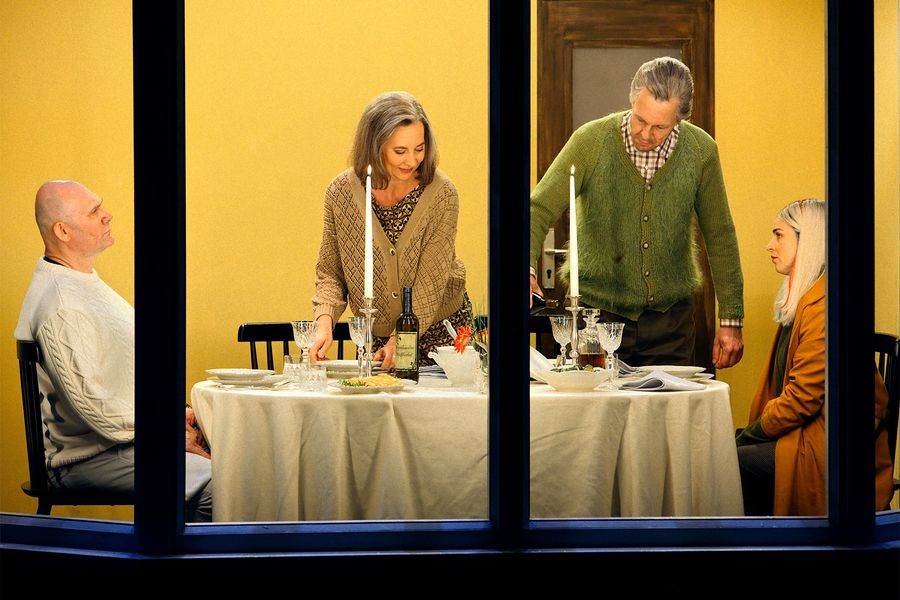 Bayreuth's Flying Dutchman: First reviews