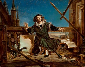 Ruth Leon recommends…  Copernicus at the National Gallery
