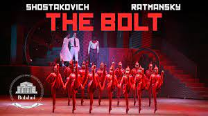 Ruth Leon recommends… A Bolt from the Bolshoi