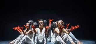 Stravinsky's Rite of Spring is set in …. Haiti (with live voodoo)