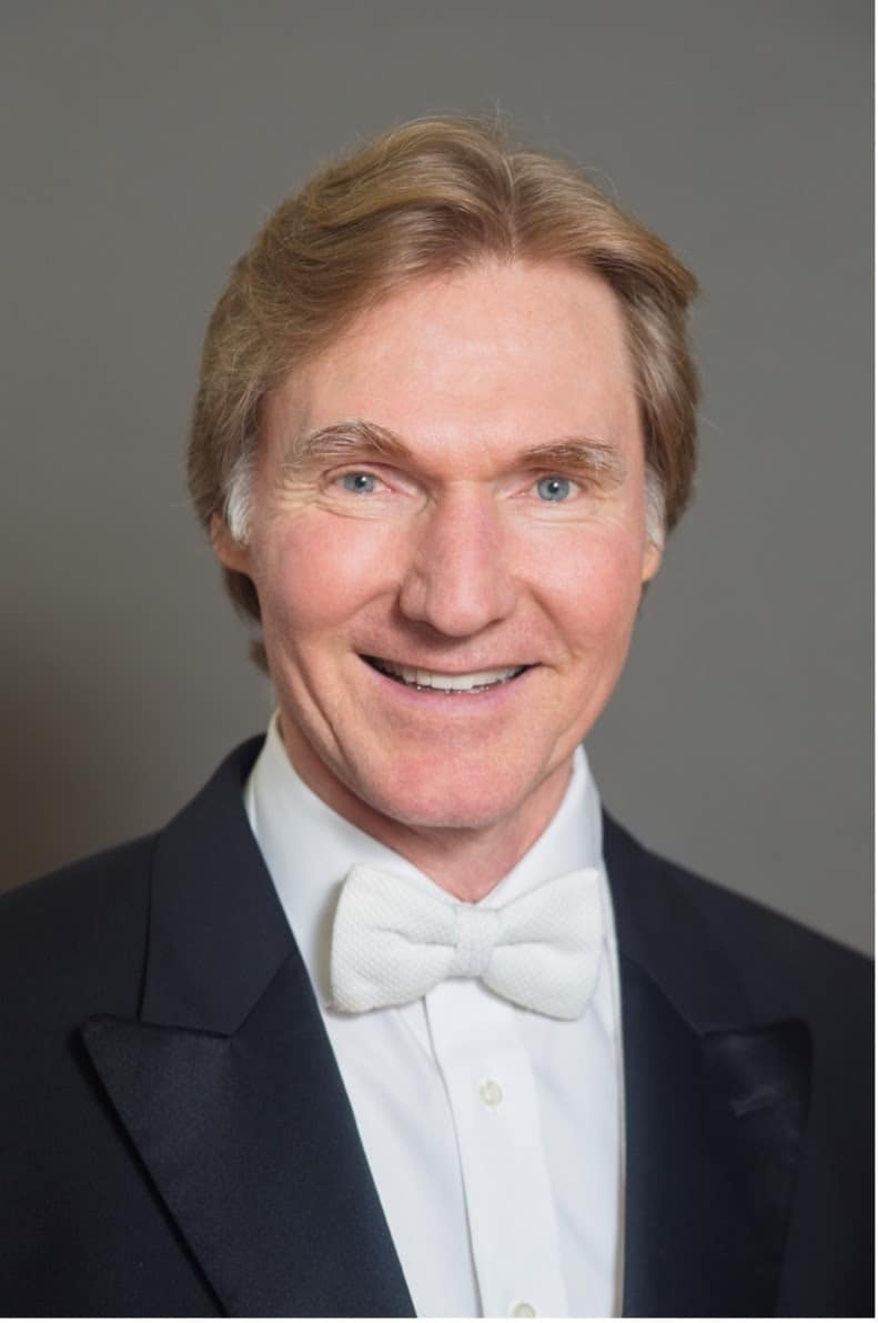 US music director, 68, dies of heart attack