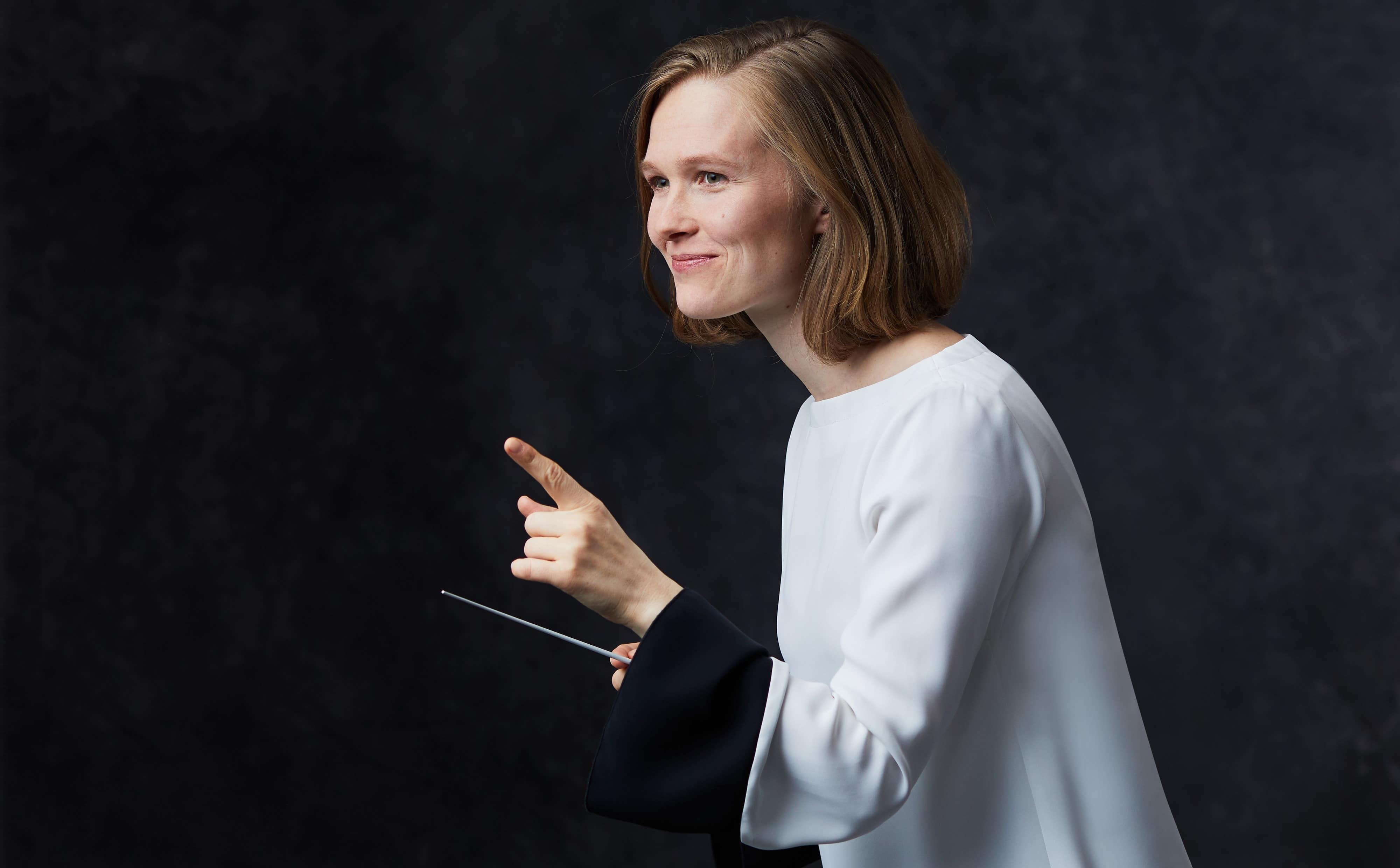 Mirga's make-do orchestra saves Salzburg's War Requiem