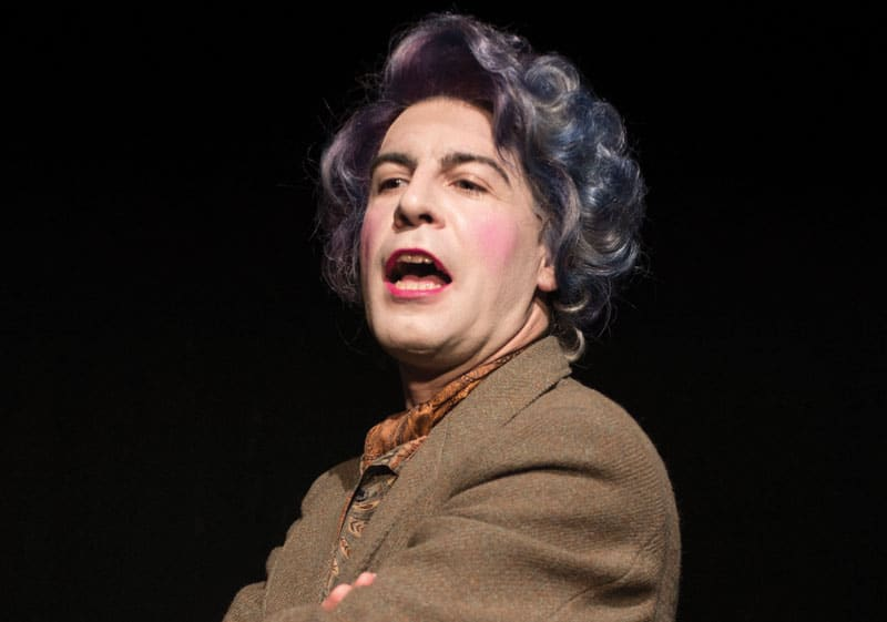 Ruth Leon recommends…Quentin Crisp: Naked Hope