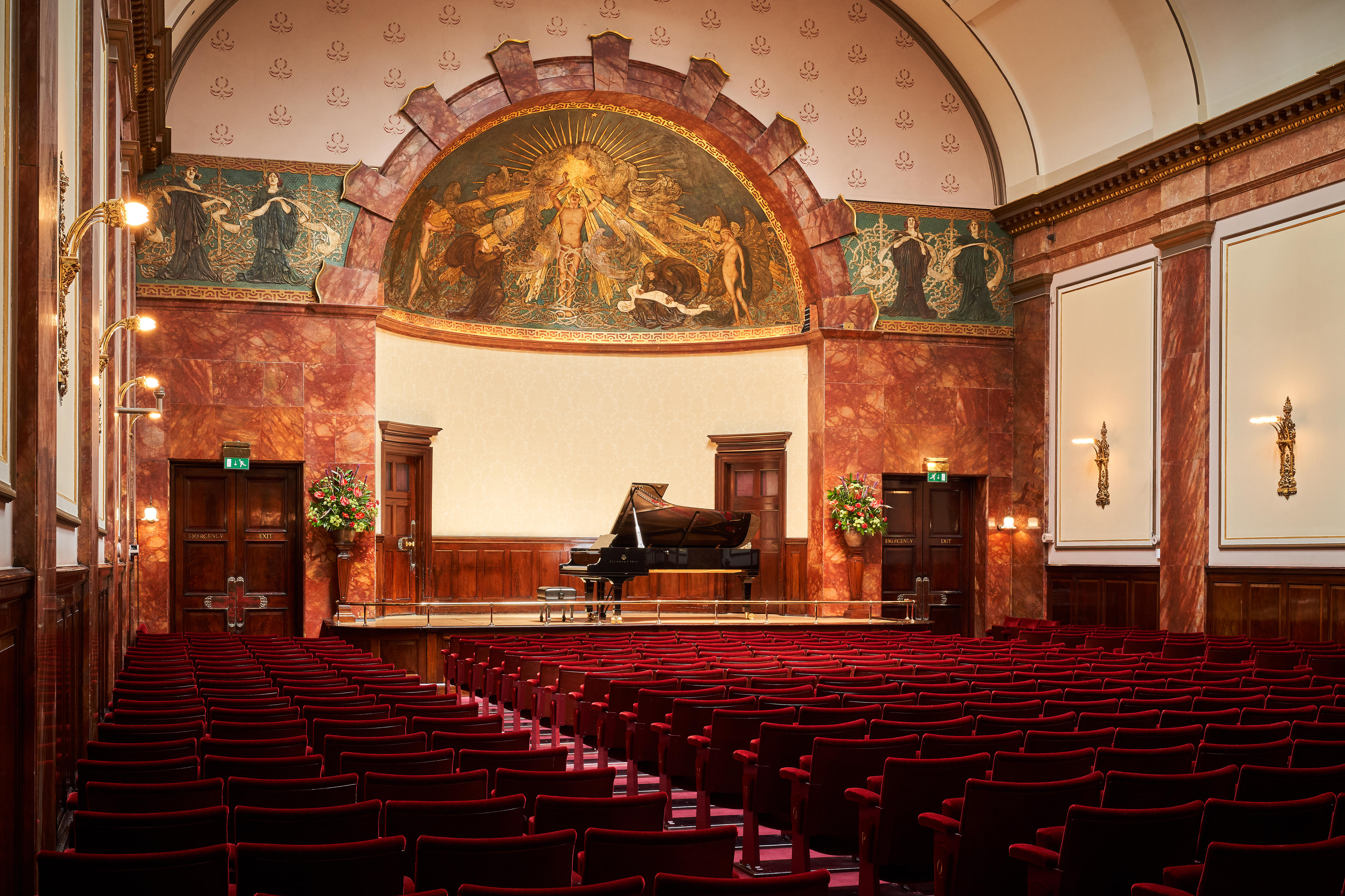 Ruth Leon recommends…Wigmore Hall – lunchtime concerts