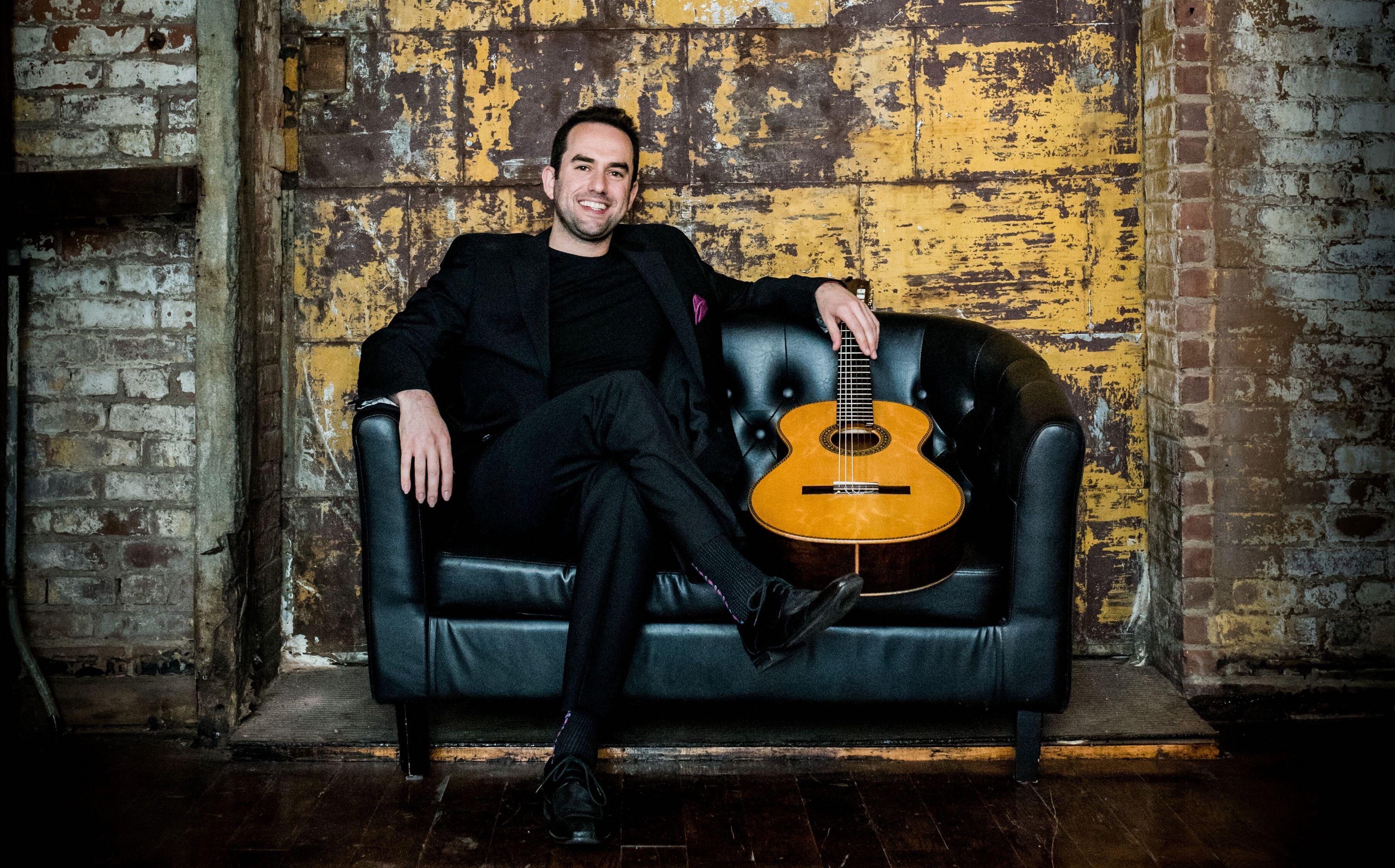 Adam Levin: Expanding the Genre of Spanish Guitar
