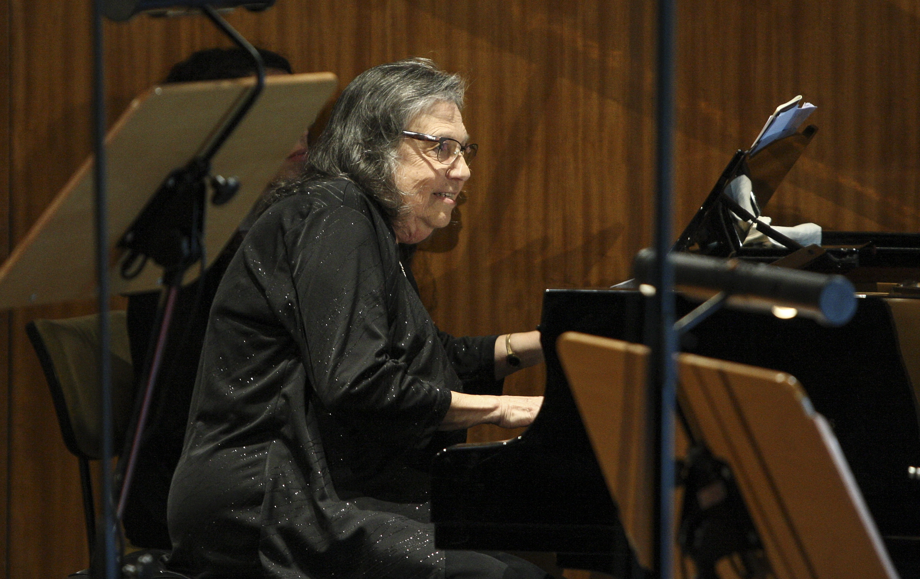 Portugal's Grande Dame of the piano dies at 82