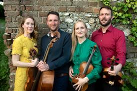 Quartet loses its founder but keeps his name - Slipped Disc
