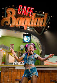 Ruth Leon recommends… Bagdad Cafe – Old Vic livestream