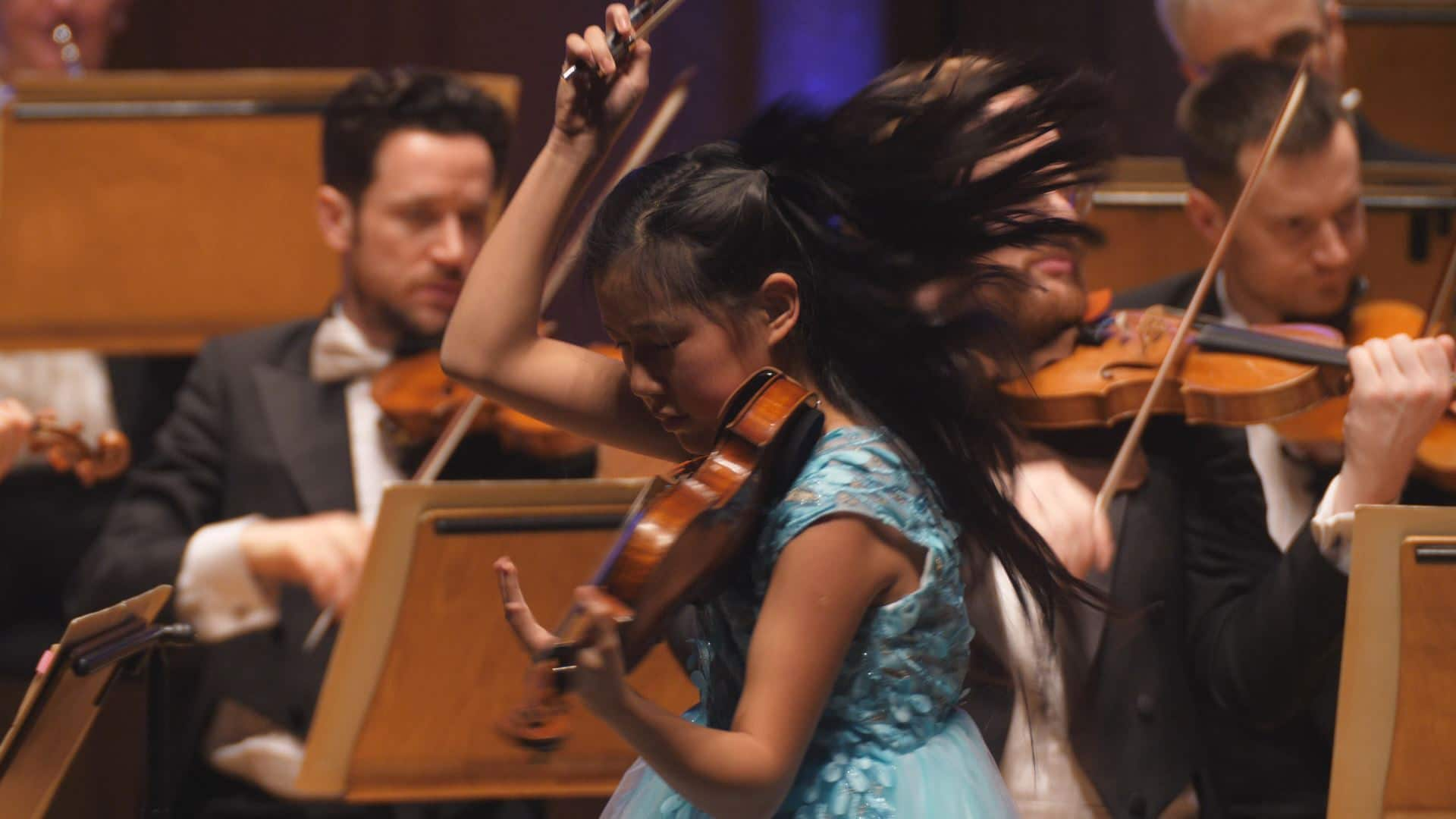 London orchestra hires artist in residence, aged 14