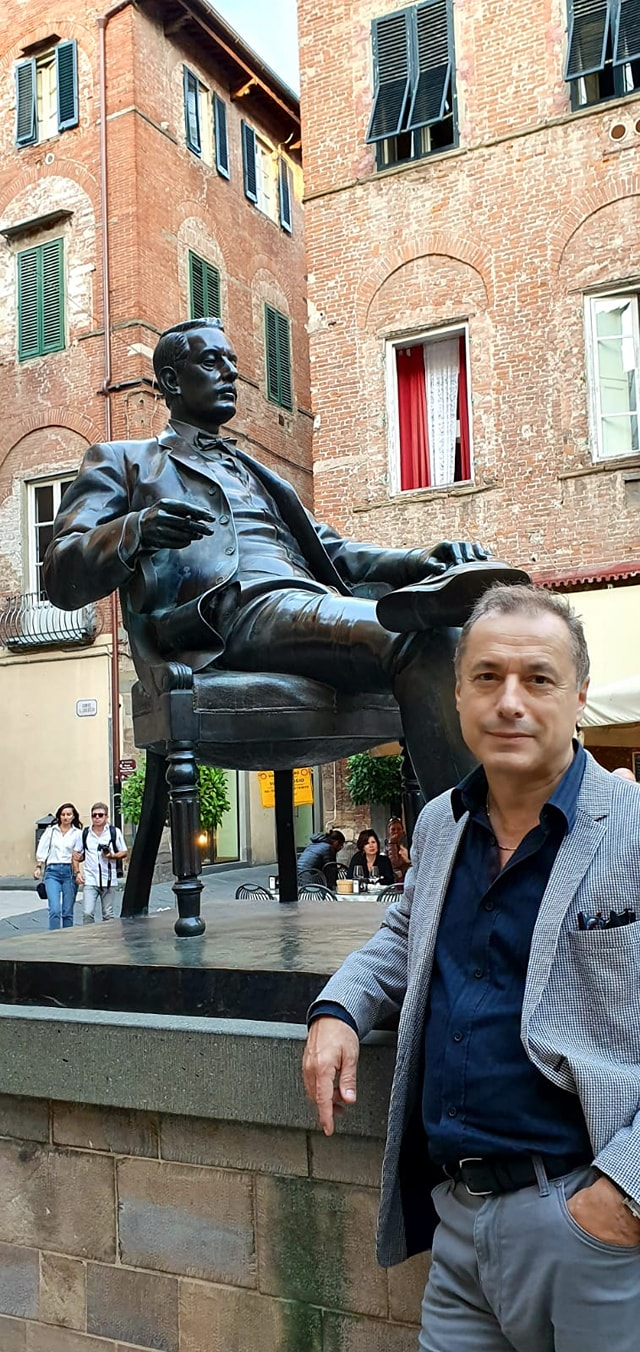 Italian maestro takes over Polish opera house