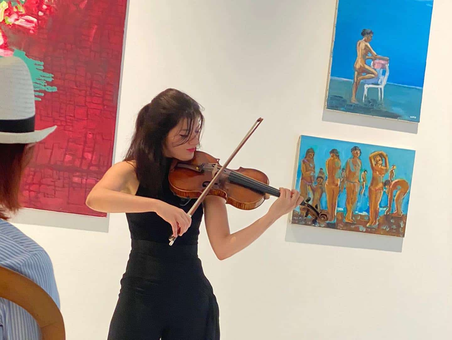 Tense violin final tonight at ARD Competition