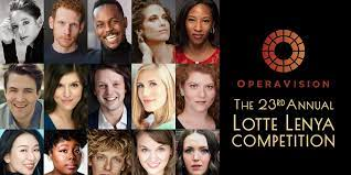 23rd Annual Lotte Lenya Competition Finals tonight