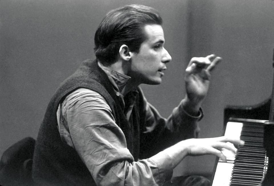 Archive find: Glenn Gould conducts Schubert