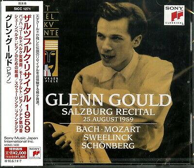 Glenn Gould treats Salzburg to a Schoenberg suite