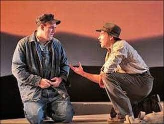 Ruth Leon recommends…Of Mice and Men – Westport Country Playhouse