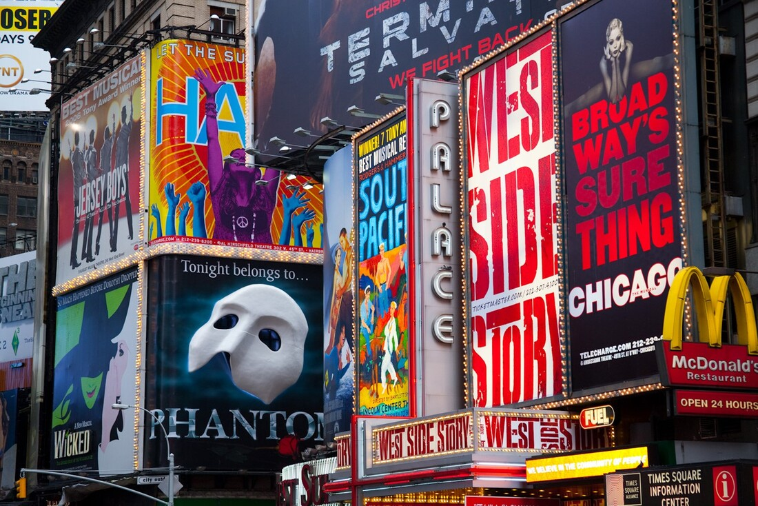 Ruth Leon recommends…   This is Broadway – Promotional Video