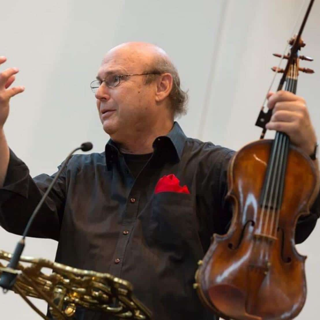 A conductor's human gift to a dying violist
