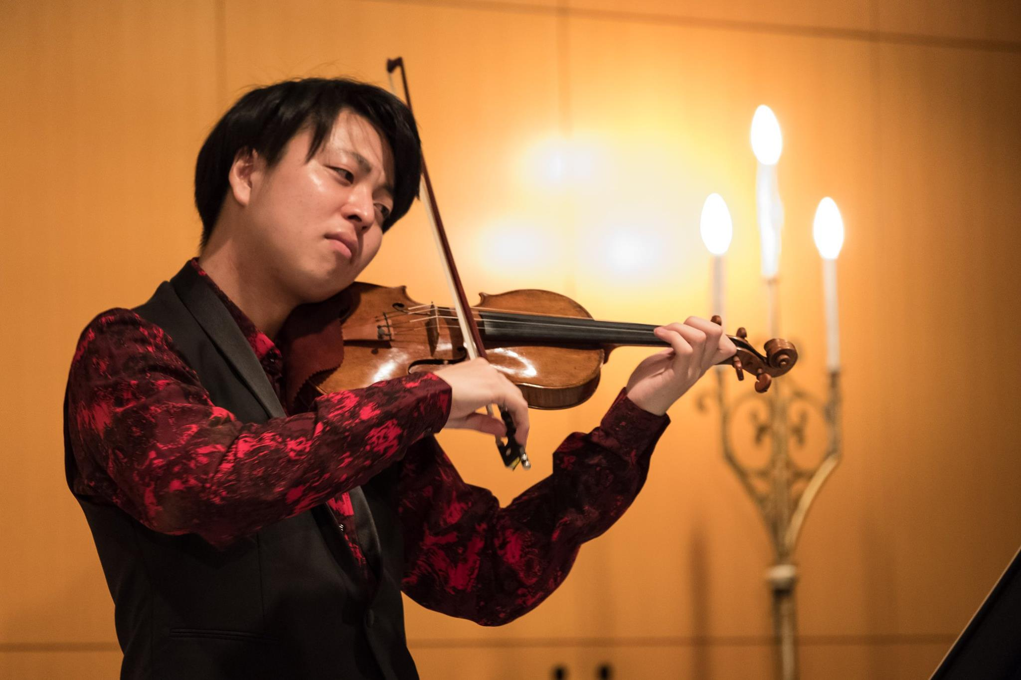 Just in: Japanese wins ARD violin contest