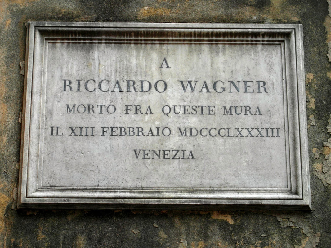 New symphony: Richard Wagner in Venice