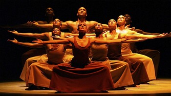 Ruth Leon recommends…Alvin Ailey American Dance Theater in performance at Lincoln Center