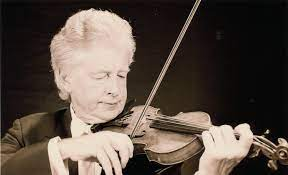 Philharmonia mourns a concertmaster