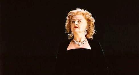 Singers lead the mourning for Edita Gruberova