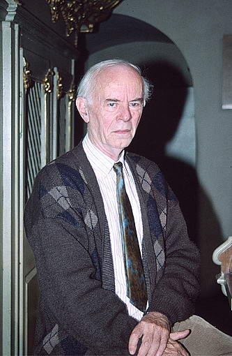 Austria mourns a venerable organist, 93