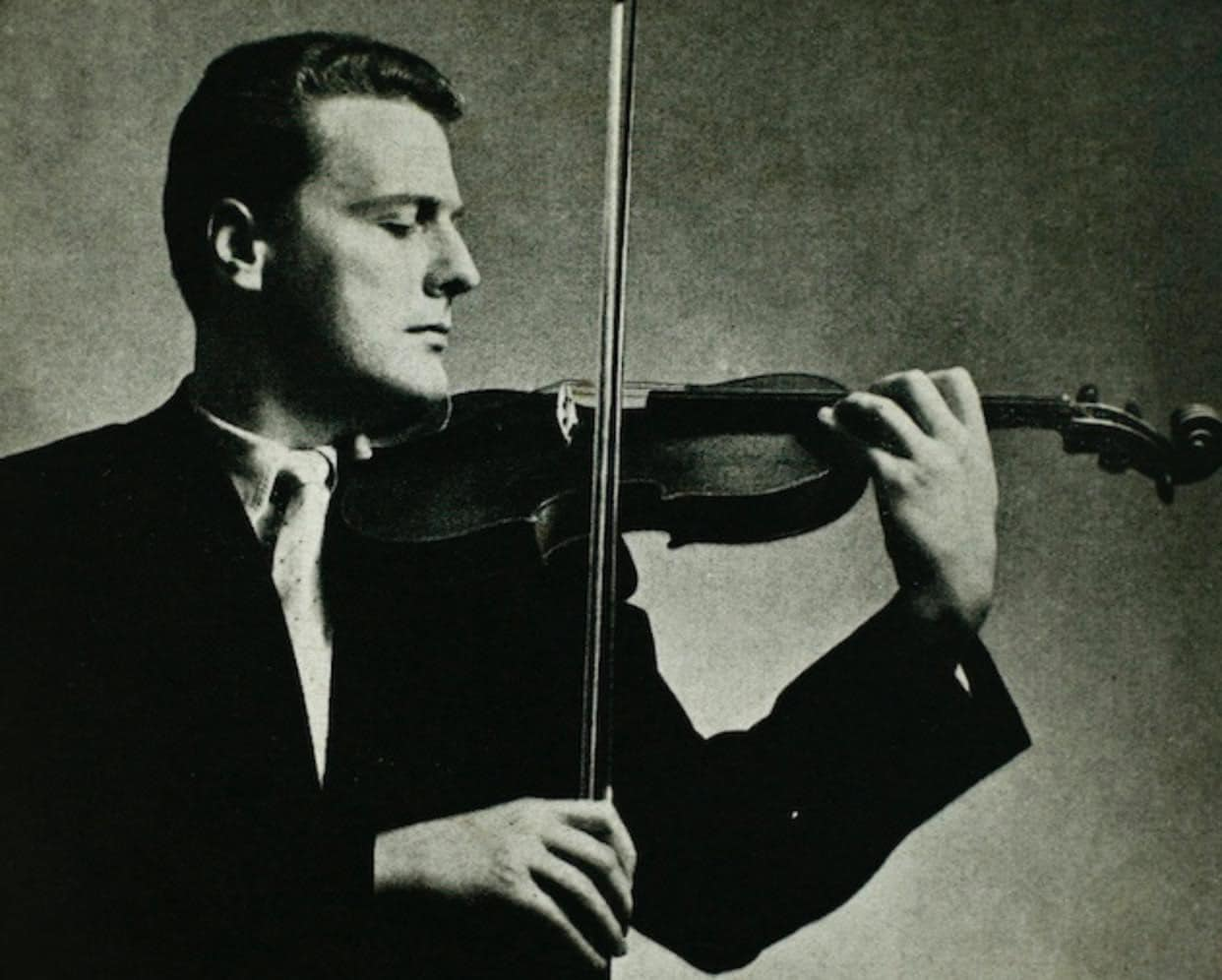 Austrians mourn pedigree violinist