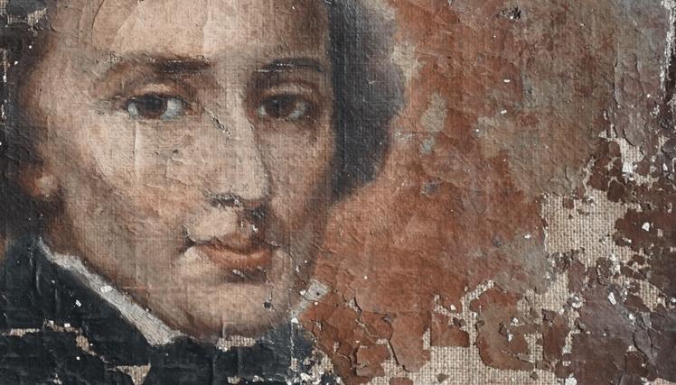 A missing Chopin portrait?